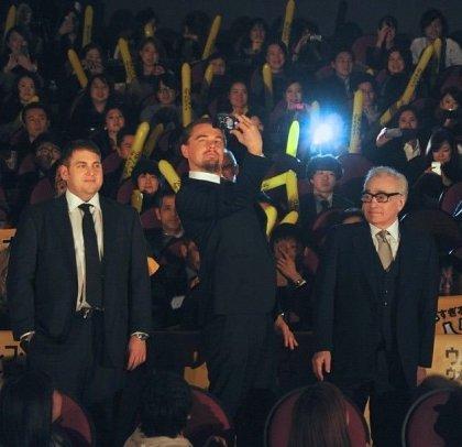 Galiba Leonardo DiCaprio adını taşımak biraz da selfie kavramını yeniden yorumlamak demek. Vizyon.